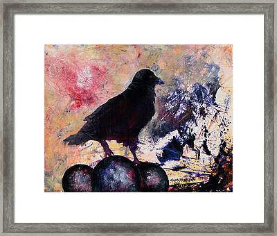 Only This Framed Print by Sandy Applegate