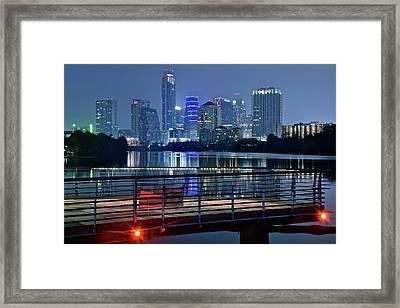 Only You Are Missing Framed Print