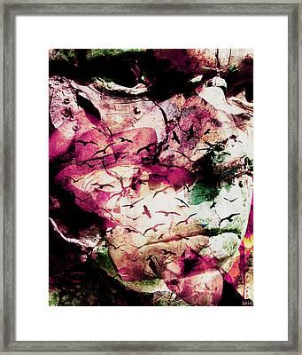 Onyourmind Framed Print