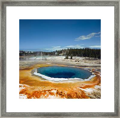 Opal Pool Framed Print by Amateur photographer, still learning...