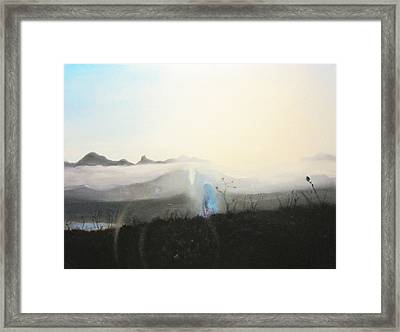 Opalescent Maria Framed Print by Aleksei Gorbenko