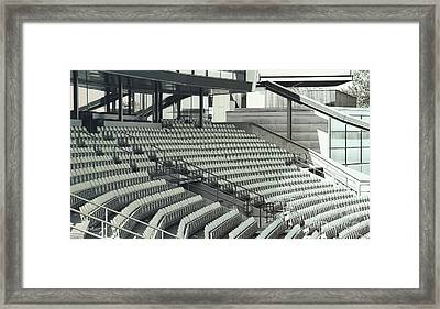 Open Air Theater Framed Print