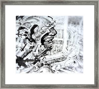 Open Framed Print by David Frantz