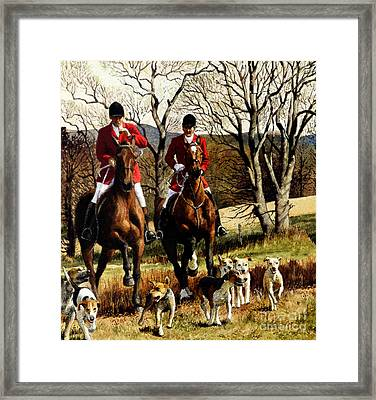Open Ground Detail Framed Print by Anthony Forster