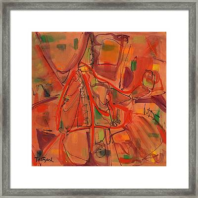 Open Paths One Framed Print
