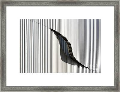 Open Space Framed Print by Dan Holm