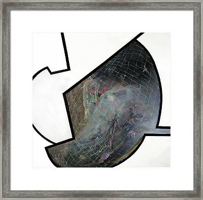 Open Your Mind Framed Print by Antonio Ortiz