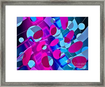 Openclos Framed Print by Fauvy