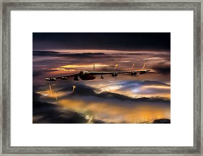 Opening Night Reprise Framed Print by Peter Chilelli