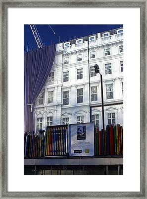 Opening Of A New Day Framed Print by Jez C Self