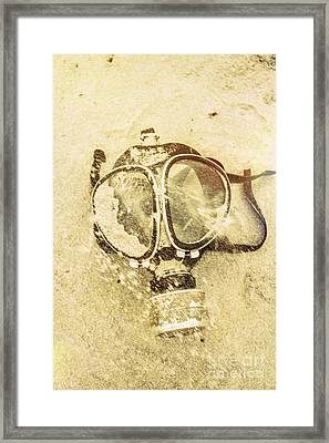 Operation Desert Storm Framed Print by Jorgo Photography - Wall Art Gallery