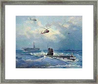 Operation Kama Framed Print