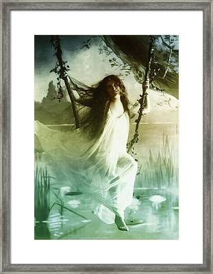 Ophelia 1895 Framed Print by Bill Cannon