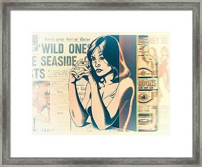 Ophelia 1976 Framed Print