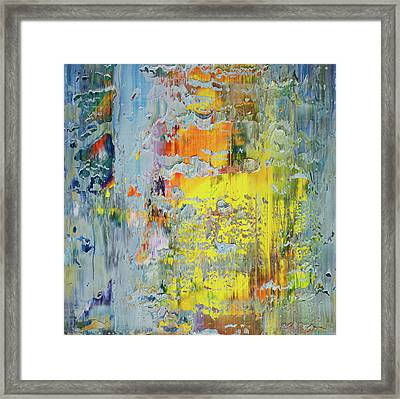 Opt.66.16 A New Day Framed Print by Derek Kaplan