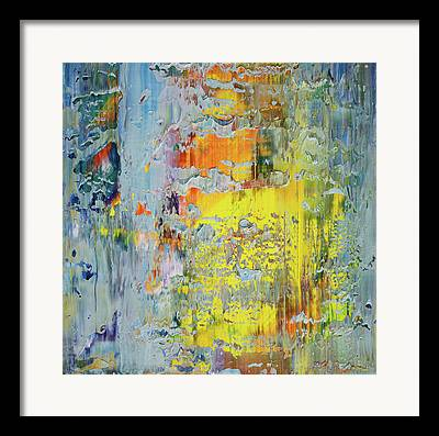 Expressionist Paintings Framed Prints