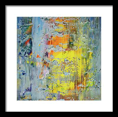 Expressionist Framed Prints