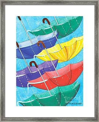Optimism  Framed Print by Kristi L Randall