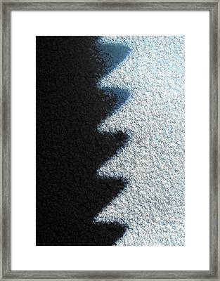 Framed Print featuring the photograph Optimistic by Kristine Nora