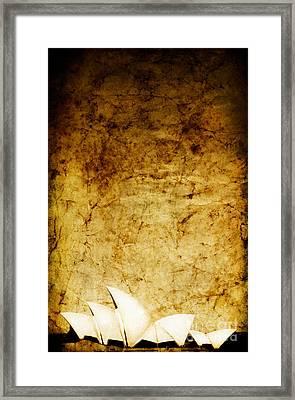 Opulence Framed Print by Andrew Paranavitana