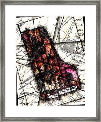Opus  Framed Print by Gary Bodnar
