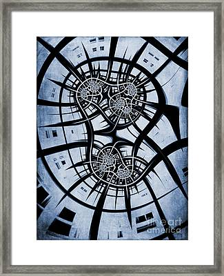 Opus Two Framed Print