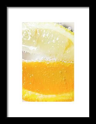 Flavor Framed Prints