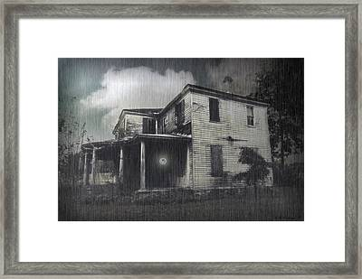 Orb Framed Print by Brian Wallace