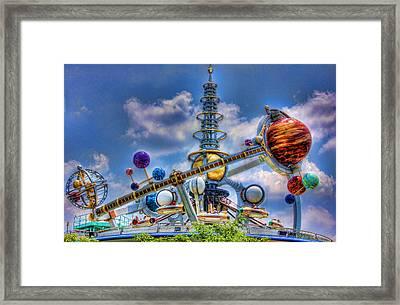 Orbiter Framed Print