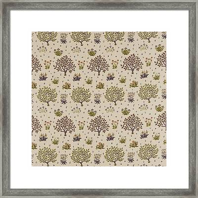 Orchard  Framed Print by William Morris