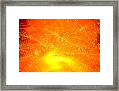 Orchestral Dervish Framed Print by William Wetmore
