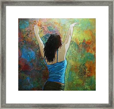 Orchestrate Framed Print by Christy Sobolewski