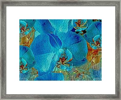 Orchid Reverie 10 Framed Print