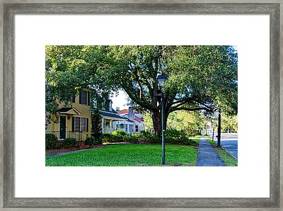Ordinary Day Framed Print by Linda Brown
