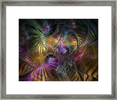 Framed Print featuring the digital art Ordinary Instances by NirvanaBlues