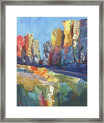 Oregon Canyon Framed Print