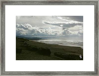 Oregon Coast 10 Framed Print