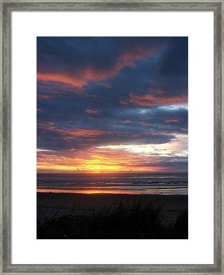 Oregon Coast 11 Framed Print