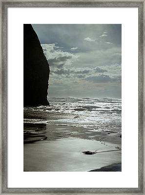 Oregon Coast 5 Framed Print