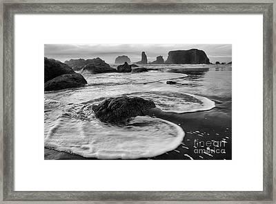 Oregon Coast Bandon By The Sea 3 Framed Print by Bob Christopher