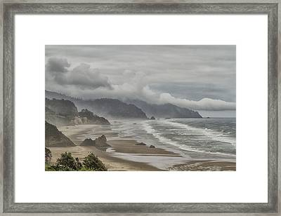 Oregon Dream Framed Print