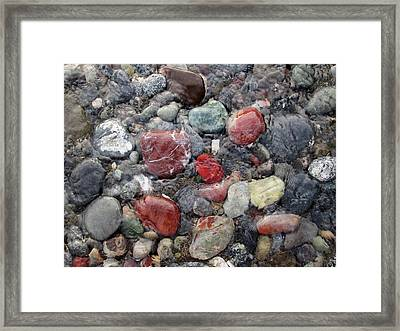 Oregon Jasper #2 Framed Print