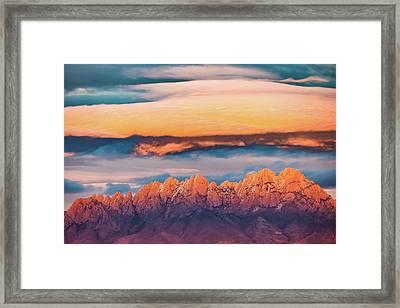 Organ Mountain-desert Peaks National Monument Framed Print
