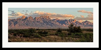 Las Cruces Nm Framed Prints