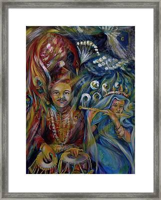 Oriental Fairy Tale.part Two Framed Print