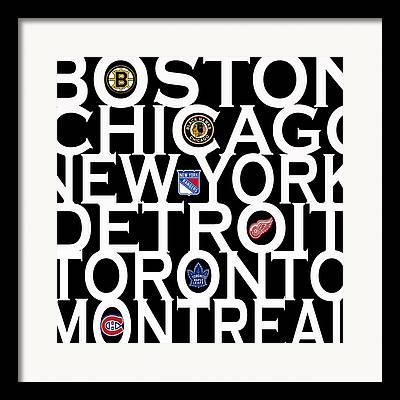 Detroit News Framed Prints