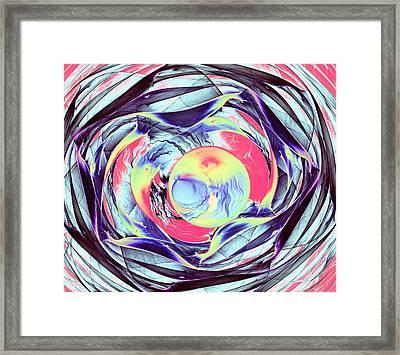 Origination Framed Print by Anastasiya Malakhova