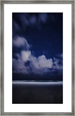 Orion Beach Framed Print