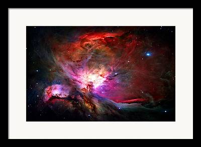 Stellar Framed Prints