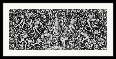 Dancers Tapestries Textiles Framed Prints